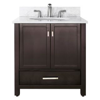 Avanity Modero 36 in. Single Bathroom Vanity with Optional Mirror / Cabinet   Single Sink Bathroom Vanities