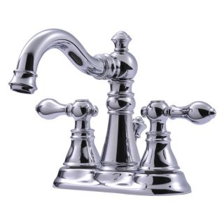 Ultra Faucets Victorian UF4511 Centerset Bathroom Sink Faucet   Bathroom Sink Faucets