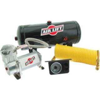 2007 2011 Jeep Wrangler (JK) Air Suspension Compressor   Air Lift, Air Lift On Board Air System