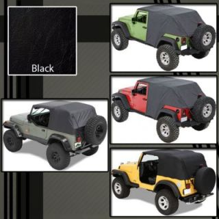 2007 2013 Jeep Wrangler (JK) Soft Top   4WD PROS, 4WD Pros Quick Fit Top
