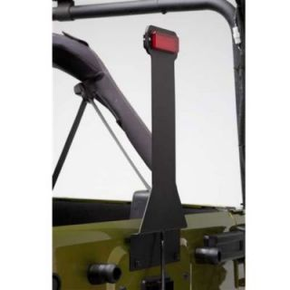 1987 1990 Jeep Wrangler (YJ) Third Brake Light   Body Armor, Direct fit, DOT compliant, Red lens