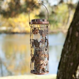 Birdscapes Copper Garden Bird Feeder   Bird Feeders