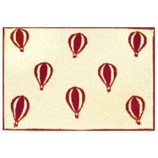 Hot Air Balloon Indoor Doormat   Indoor Mats