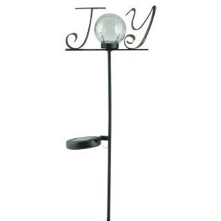 Moonrays Solar Powered Color Changing LED Joy Stake Light   Solar Lights