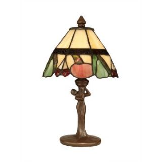 Dale Tiffany Fruit Accent Lamp   Tiffany Table Lamps