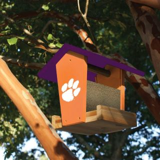 Team Sports America Collegiate Wood Bird Feeder Kit   DO NOT USE