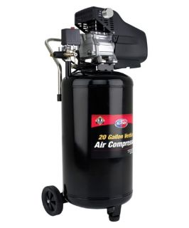 All Power 20 Gallon Vertical Air Compressor   Equipment
