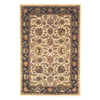 Safavieh Classic CL359E Area Rug   Ivory/Navy   Area Rugs