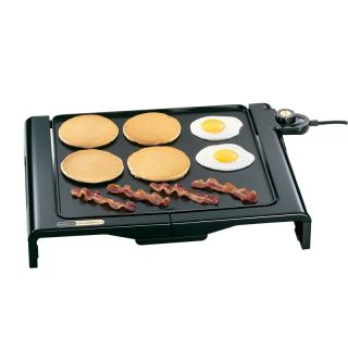 Presto 07050 Foldaway Griddle   Specialty Appliances