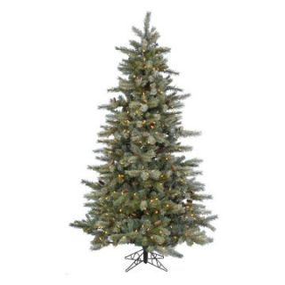 Frosted Sartell Pre lit LED Christmas Tree   Christmas