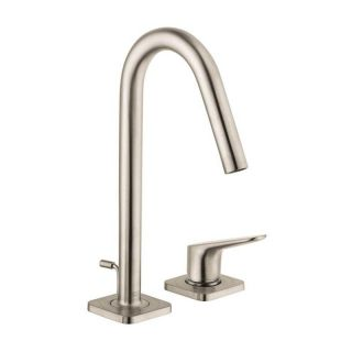 Hansgrohe Axor Citterio 34132 Widespread Bathroom Faucet   Bathroom Sink Faucets