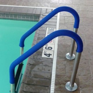 Swim Time Grip for Pool Handrails   Blue   Swimming Pools & Supplies