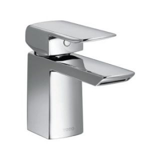 Toto Soiree TL960SDLQ Single Hole Bathroom Faucet   Bathroom Sink Faucets