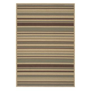 Surya Alfresco Striations Indoor/Outdoor Area Rug   Sage   Area Rugs