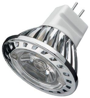 Goobay 30414 LED Spotlampe MR11 Classic wei� mit SMD Chip Beleuchtung
