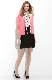 kate spade new york cardigan, skirt & blouse