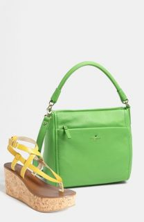 kate spade new york cobble hill   little curtis crossbody bag & Bernardo 1946 Eden Roc Sandal