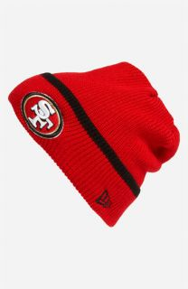 New Era Cap San Francisco 49ers Pop Cuff Knit Beanie