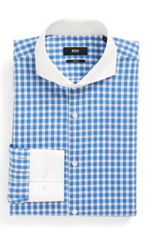 BOSS HUGO BOSS Johan Slim Fit Easy Iron Dress Shirt