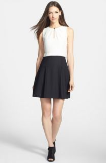 Ted Baker London Stretch Skater Dress