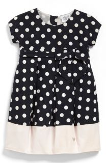 Armani Junior Polka Dot Dress (Little Girls)