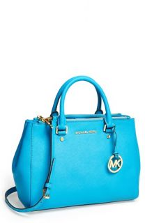 MICHAEL Michael Kors Medium Sutton Saffiano Leather Tote
