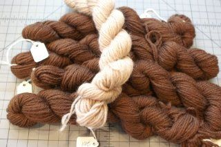 Appleton Needlepoint Tapestry Wool Yarn Colors 182 &186 Chocolate Brown Arts, Crafts & Sewing