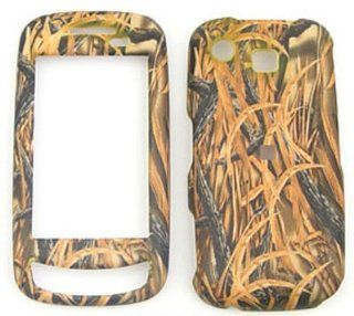 Samsung Impression A877   Camo / Camouflage Hunter Series Shedder Grass  Hard Case/Cover/Faceplate/Snap On/Housing/Protector Cell Phones & Accessories