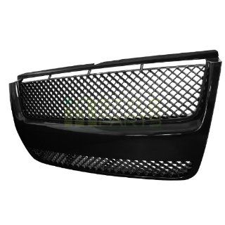 2007 2009 Ford Explorer Front Grille Black Sport Trac Model Also Fits XLT Automotive