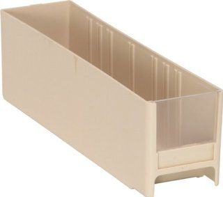 Quantum IDR202IV 11 Inch Long by 2 3/4 Inch Wide by 3 5/16 Inch High Patient Drawers, Ivory, 24 Pack   General Purpose Storage Racks