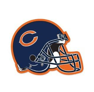 "Chicago Bears NFL car bumper sticker decal (5"" x 4"")  Sports Fan Bumper Stickers  Sports & Outdoors"