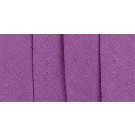 Wrights 117 206 064 Extra Wide Double Fold Bias Tape, Purple, 3 Yard