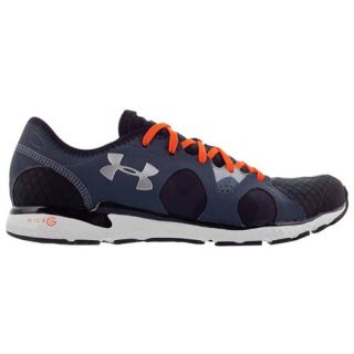 Under Armour Micro G Neo Mantis   Mens   Running   Shoes   Gravel/Lead/Blaze Orange