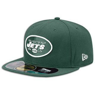 New Era NFL 59Fifty Sideline Cap   Mens   Football   Accessories   New York Jets   Hunter