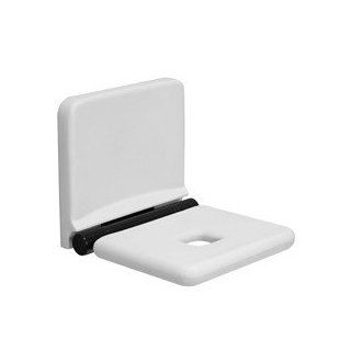 Folding Shower Seat   Wall Mounted   Shower And Bath Safety Seating And Transfer Products