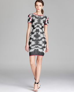 Nicole Miller Knit Dress   Printed's