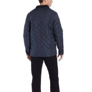 U.S. Polo Assn. Men's Diamond Quilted Jacket at  Men�s Clothing store