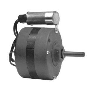 "Fasco D264 5"" Frame Open Ventilated Permanent Split Capacitor Direct Drive Blower Motor with Sleeve Bearing, 1/8HP, 1550rpm, 230V, 60Hz, 1.1 amps"