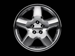 2011 2012 Jeep Compass Chrome Clad Aluminum Wheel Automotive