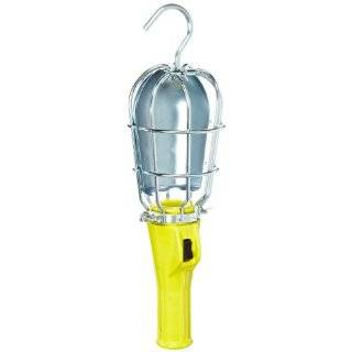 Woodhead 276S Safeway Handlamp, Commercial Duty, Incandescent Bulb, 100W Max Lamp Wattage, Switch, Quick Open Guard Style