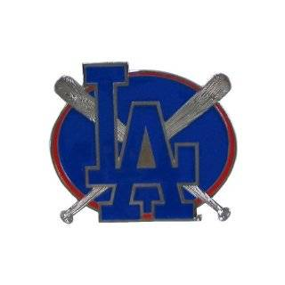 MLB Los Angeles Dodgers Team Logo Hitch Cover  Sports Fan Trailer Hitch Covers  Sports & Outdoors