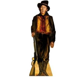 WGH49007 Billy the Kid Vinyl Wall Graphic Decal Sticker   Wall Decor Stickers