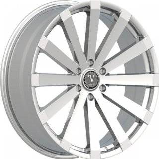 "26"" VELOCITY VW12B 6X139 CHROME RIMS WITH LEXANI TIRES 305/30/26 Automotive"