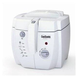 NEW Cool Daddy Deep Fryer (Kitchen & Housewares) Kitchen & Dining
