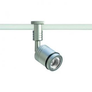 Nora Lighting NMRS37 331MGCW BARREL Mini Rail LED Fixture, Matte Gold, Cool White LED   Close To Ceiling Light Fixtures