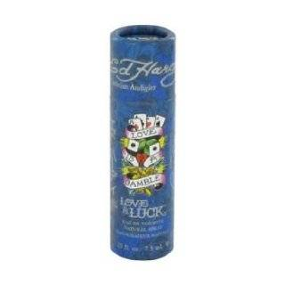 Mini Love And Luck By Ed Hardy Edt Spray .25 Oz Mens Minis  Personal Fragrances  Beauty