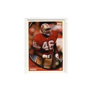 1994 Topps Football San Francisco 49ers Team Set Sports & Outdoors