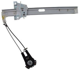 VDO WR40334 Mazda 323 Front Window Regulator Automotive