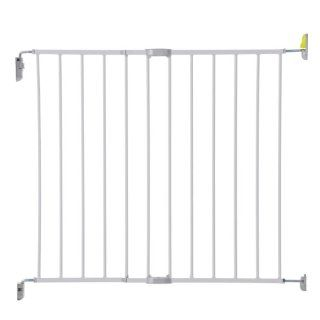 Hauck Extending Metal Safety Gate   White Baby