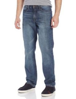 Lucky Brand Men's 329 Classic Straight Leg Jean in Carlsbad Clothing